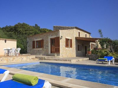 Photo for Vacation home VARELA  in Pollença, Mallorca - 6 persons, 3 bedrooms