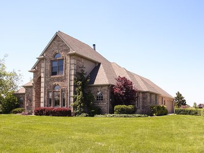 Photo for Amazing Golf Retreat In West Lafayette Indiana! Minutes from Purdue university!