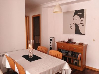 Photo for Cozy apartment near Bouzas-Vigo beach