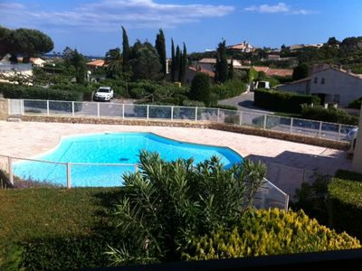 Photo for 2BR Apartment Vacation Rental in Roquebrune-sur-Argens, PACA