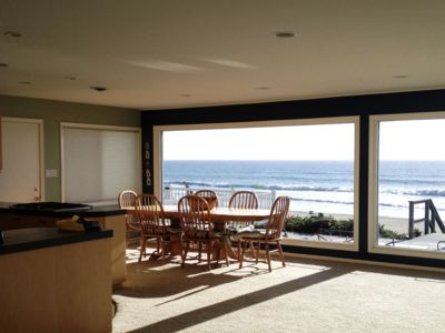 Photo for Beautiful Ocean Front Beach House with Stunning Views