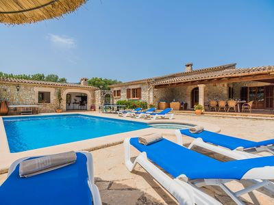 Photo for Ca l'Apostol Nou, Villa with a swimming pool