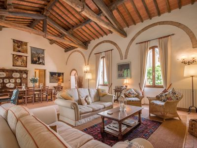Photo for Cortile del Pozzo is a beautiful family home sleeping 8 with private garden.