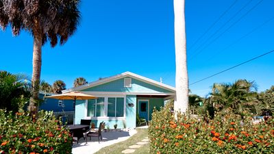 Photo for Newly Remodeled 3bed/2bath Cottage - No Streets to Cross to Beautiful Beaches