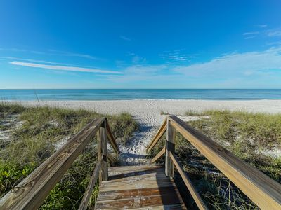 Photo for 2200 FEET BEACH FRONT LUXURY FOR ONLY $299 NIGHTLY, MONTHLY SPECIALS