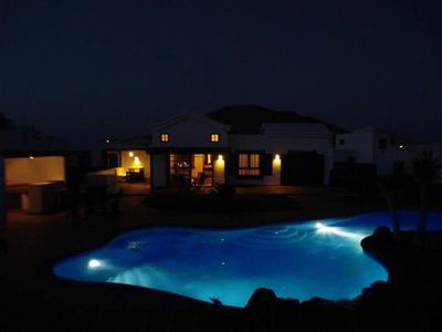 Photo for Luxurious Villa Agua Marina 21 with Pool, Jacuzzi, Ocean/Mountain Views, Terrace & Wi-Fi; Parking Available
