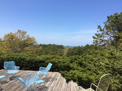 Photo for Peaceful, Truro property with great views