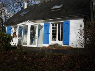 Photo for Pretty house in brittany center in the heart of a tourist area