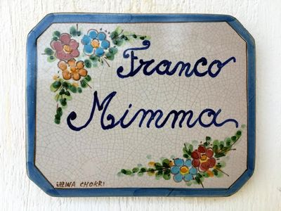 Photo for Holiday home Franco and Minma