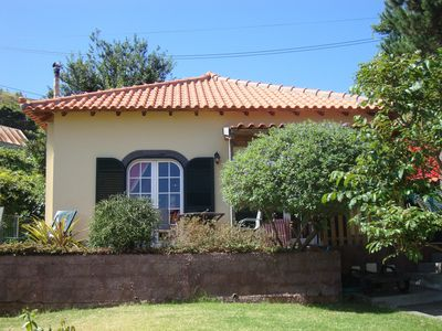 Photo for MADEIRA WINE COTTAGE - SERCIAL  has sea view and is near beautiful walking areas