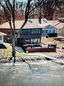 Photo for New Listing this year! Beautiful Clear Lake lakefront home  in Fremont, Indiana!