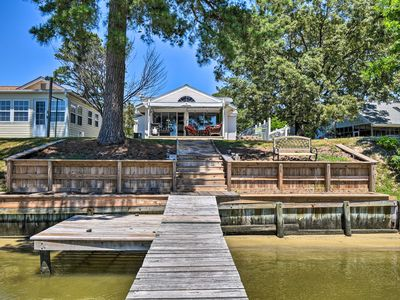 Photo for NEW! Cozy Cottage w/Fire Pit on Rappahannock River
