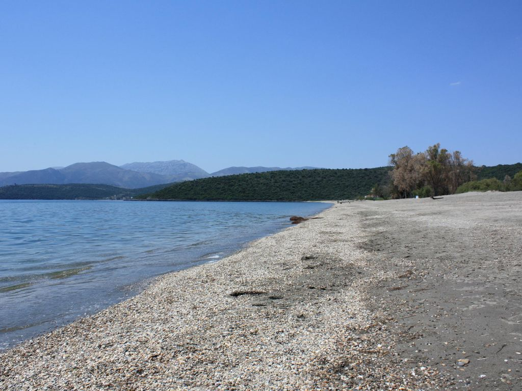 Apartment near the fine beach of Mavrovouni, wifi, 6 pers. | Peloponnese