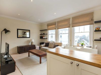 Photo for 1-bed flat at the heart of Fulham & Parsons Green!