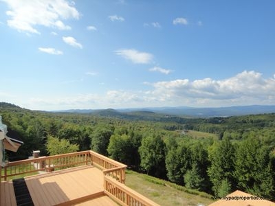 Photo for Panoramic Mountain View, Lots To Do, Or Enjoy Doing Nothing