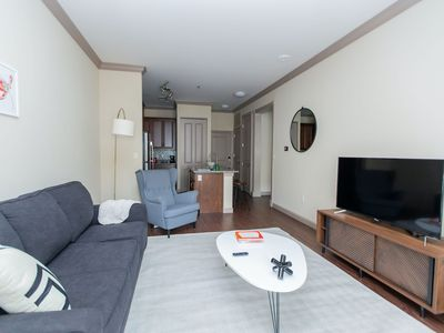 Photo for Kasa | St. Louis | Stunning 1BD/1BA Central West End Apartment