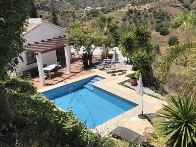 Photo for Casa Ladera. Villa With Private Pool And Stunning Views with Free WIFI & Air-con