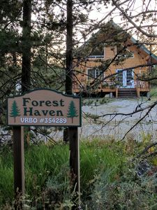 Photo for Forest Haven, a Cozy Cabin, 30 Minutes from Yellowstone!