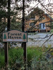 Enchanted Forest Resort, Island Park, ID, USA