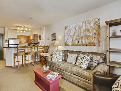 Photo for Mtn Modern Condo | Sleeps 4 | Ski In\Ski Out | Hot Tubs | Awesome A+ Amenities