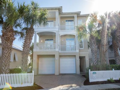 Photo for Seascape - Beautiful 4 BR Home with Private Pool