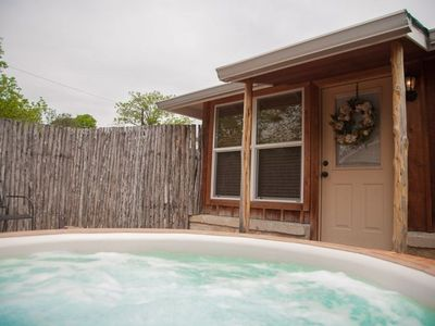 Photo for Chardonnay Hideaway |  Hot Tub | Walking Distance to Main Street!
