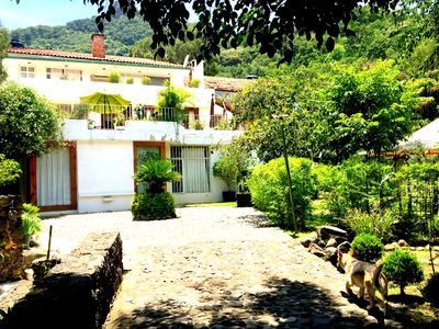 Photo for 8BR House Vacation Rental in tepoztlan, MOR