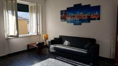 Photo for Holiday apartment with 3 bedrooms, living room, equipped kitchen, bathroom