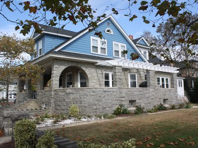Photo for Stone Crest Historic Home, 8 Bedroom Sleeps 22,  NO PROMS OR SENIOR WEEKS!