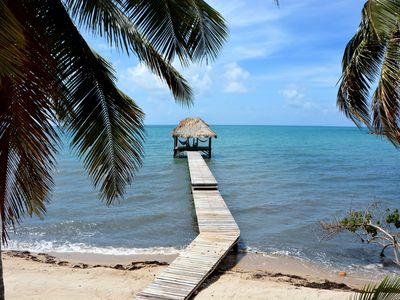Photo for Spacious Three Bedroom Home on the Ocean