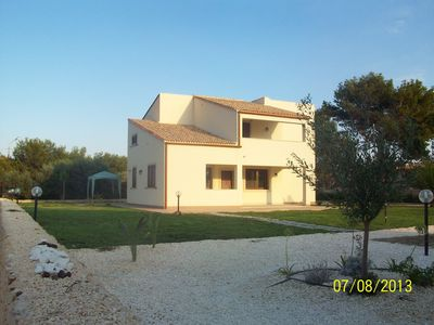 Photo for New construction villa in the protected marine air of the Plemmirio