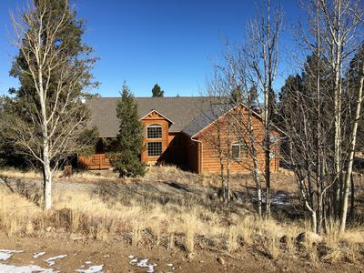 Photo for Peaceful Mountain Retreat With View!  Close To Salida, Buena Vista, Breckenridge