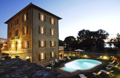 Photo for 1BR Apartment Vacation Rental in Magione