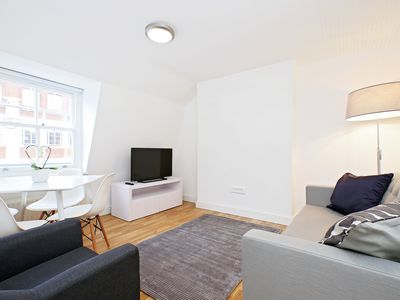 Photo for SITUATED IN THE HEART OF LONDON! LOVELY 2BR IN THE SOHO - FITZROVIA AREA