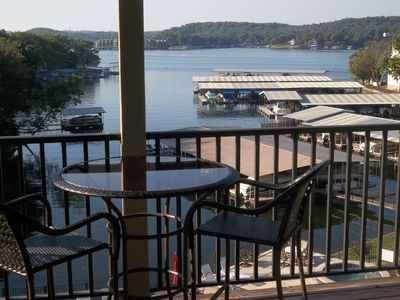 Photo for WOW!  Great View of Lake, Pool & Hot Tub! Only 2 Steps In! AUGUST SPECIAL