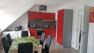 Photo for Holiday flat in Gelsenkirchen Schaffrath. For vacation and work. Own entrance