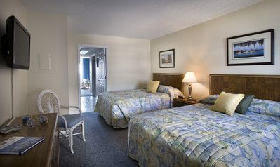 Photo for Beautiful Angle Oceanfront Suite + Official On-Site Rental Privileges