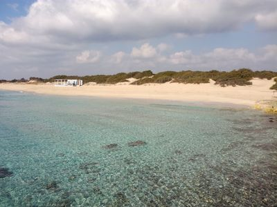 Photo for MALDIVES OF SALENTO: photos of the royal beach (near Punta ham) - 100 meters from the sea