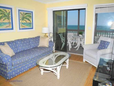 Photo for Tilghman Beach and Racquet Club Unit: 323! Oceanfront 3 Bedroom Condo. Discounts available for June!