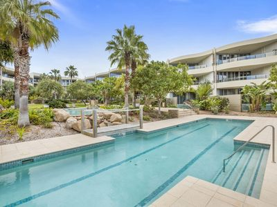 Photo for COTTON BEACH APARTMENT 33 WITH POOL VIEWS