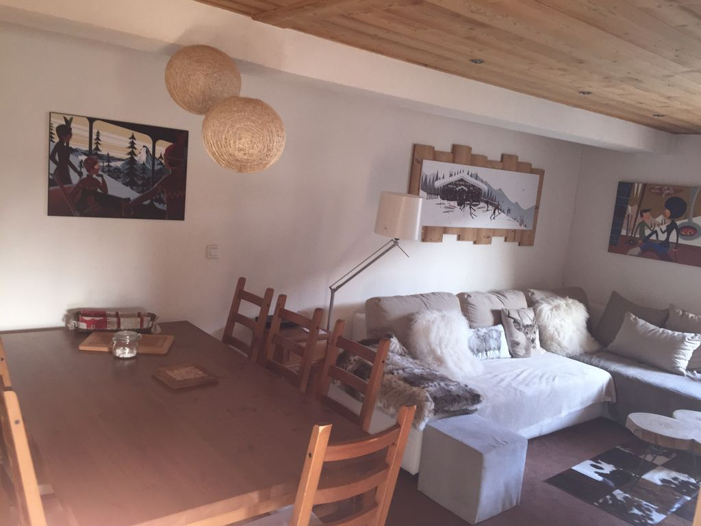 location appartement ski fevrier 2015