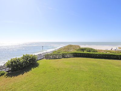 Photo for Land's End 302 building 6 Private Balcony / BEACHFRONT / Gated Community!