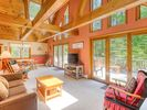 3BR House Vacation Rental in Bridgton, Maine