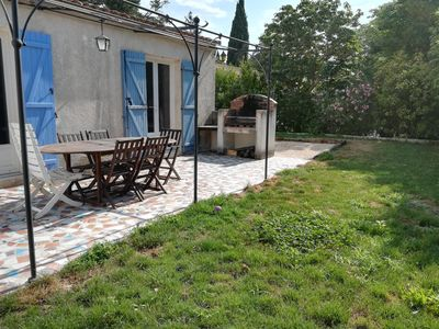 Photo for The house of the alleys between Avignon and St Rémy de Provence