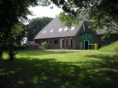 Photo for Old farm for the whole family - absolute secluded location - pets welcome