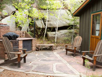 Photo for Stunningly Beautiful Cabin On The Big Thompson River in Estes Park, Co