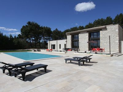 Photo for Vacation home Bosana in Châteaurenard - 9 persons, 5 bedrooms