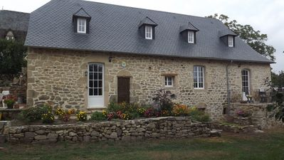 Photo for 2BR Cottage Vacation Rental in saint cirgues la loutre, limousin