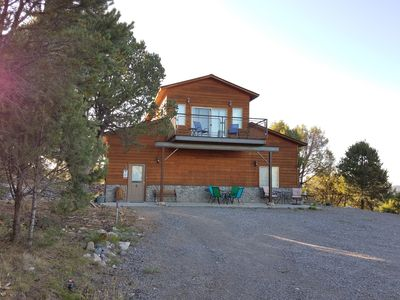 Photo for 2 HOMES UNDER 1 ROOF, AMAZING VIEWS OF RIDGWAY RESERVOIR AND CIMMARRON MOUNTAINS