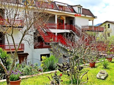 Photo for Homerez last minute deal - Nice apt in Calvello and Wifi